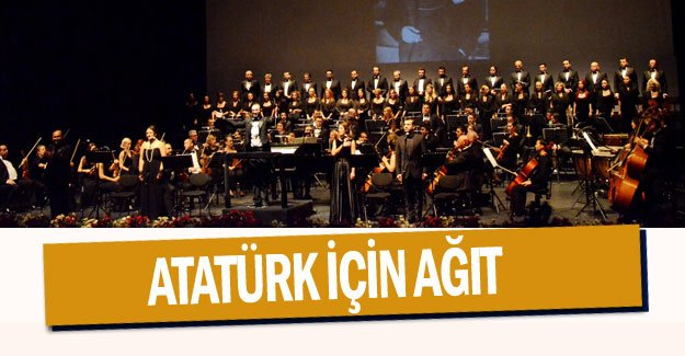 Atatürk için ağıt