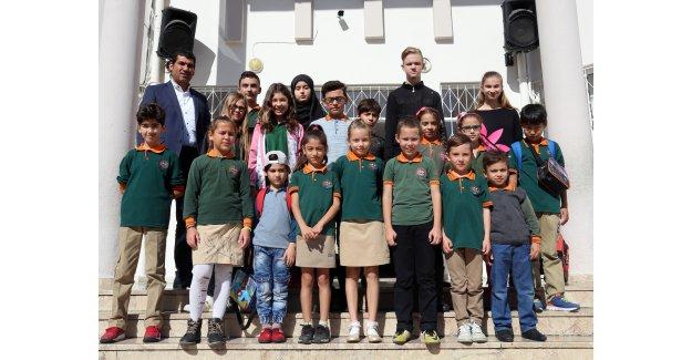 Birleşmiş Milletler gibi devlet okulu