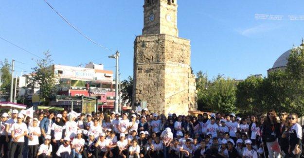 Bitlisli öğrenciler Kaleiçi'ni gezdi