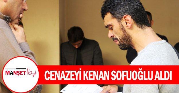 Cenazeyi Kenan Sofuoğlu aldı