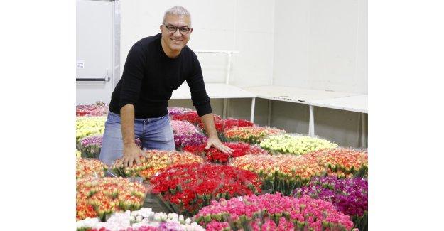 Çiçekçilere 24 Kasım dopingi