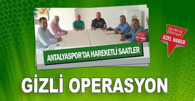 GİZLİ OPERASYON