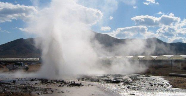 Jeotermal ve doğal mineral su sahaları ihale ediliyor