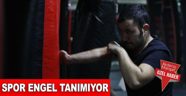 SPOR ENGEL  TANIMIYOR