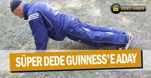 süper dede Guinness'e aday