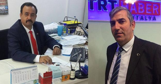 Türk Haber-Sen'de koltuk değişimi