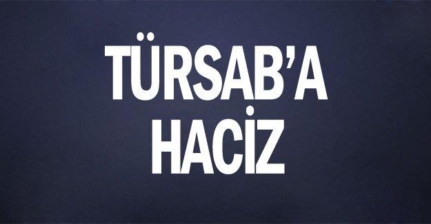 TÜRSAB'a haciz