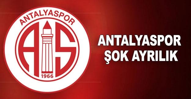 Antalyaspor Teknik Direktörü Leonardo görevden ayrıldı