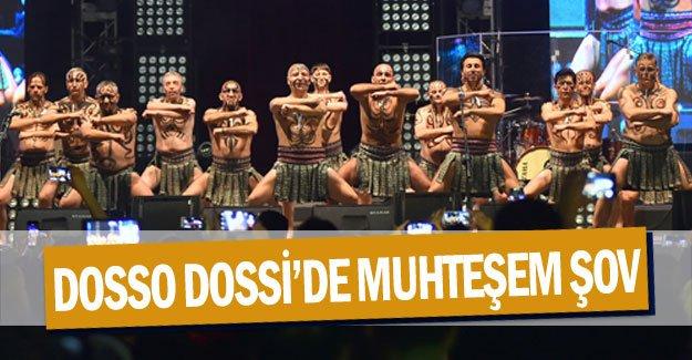 Dosso Dossi'de muhteşem şov