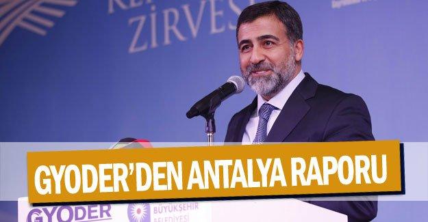 GYODER'den Antalya raporu