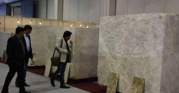 Mermer ve Doğaltaş Kongresi Antalya'da