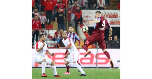 Trabzonspor ile 43'üncü randevu