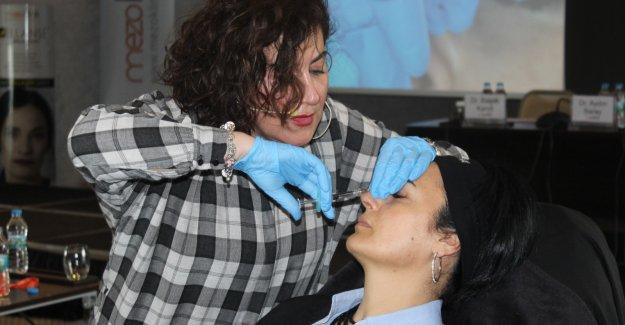 Estetik cerrahideki  gelişmeler tanıtıldı