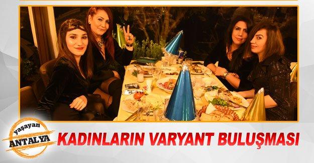 Kadınların Varyant buluşması