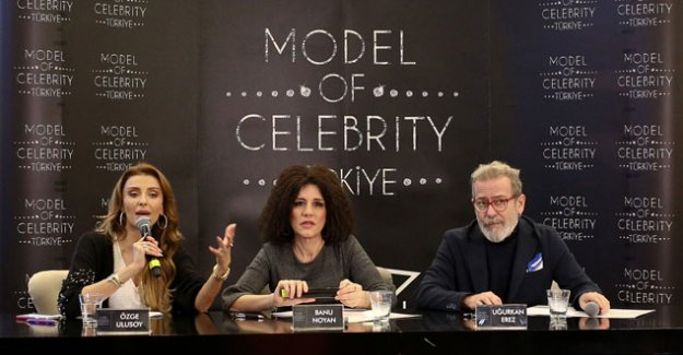 Model of Celebrity seçmeleri yapıldı