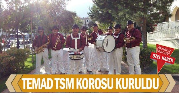 TEMAD TSM Korosu kuruldu