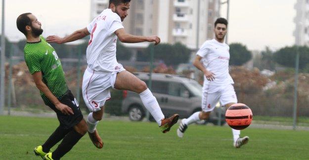 Zeytinköy Play-Off'ta