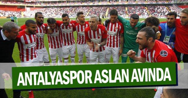 Antalyaspor Aslan avında