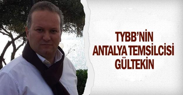TYBB'nin Antalya Temsilcisi Gültekin