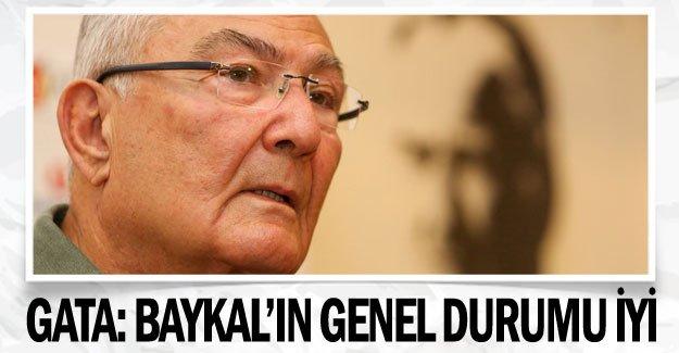 GATA: Baykal'ın genel durumu iyi