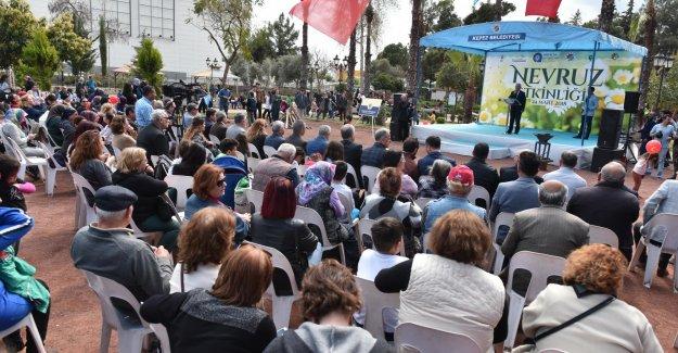 Kepez'de Renkli Nevruz Kutlaması