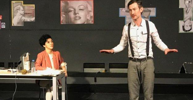'Shakespeare Öldü, Aş Bunları' Muratpaşa'da