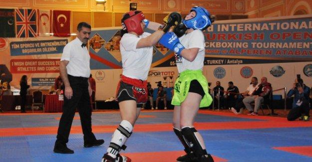 Antalya'da çok  önemli şampiyona