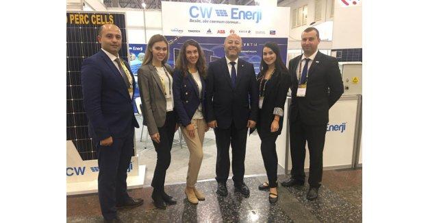 CW Enerji'ye Ukrayna'da ödül