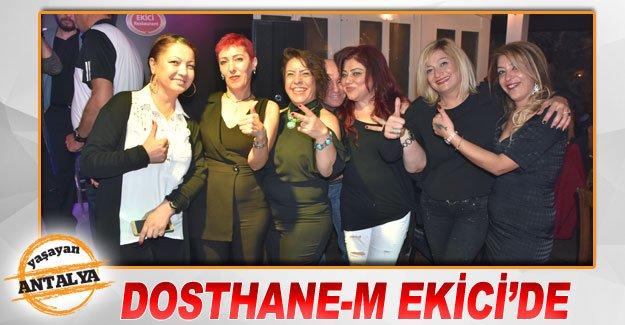 Dosthane-m Ekici'de