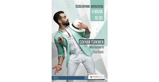 Gökhan Türkmen  ÖzdilekPark'ta