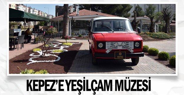 Kepez'e Yeşilçam Müzesi