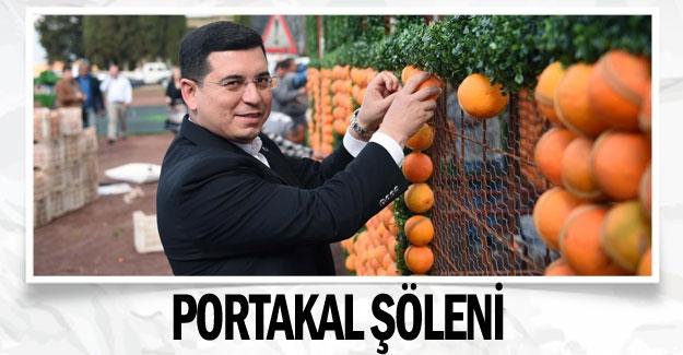 Portakal şöleni