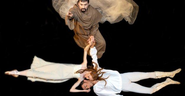'Romeo ve Juliet'  balesi ilk kez