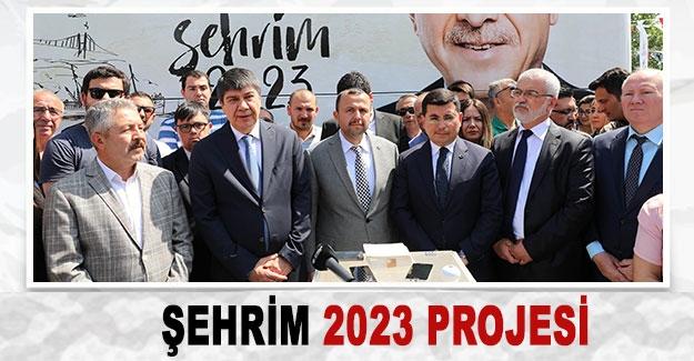 Şehrim 2023 projesi