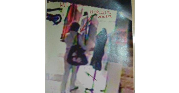 Fotoğrafla hırsız ifşası