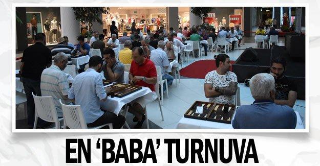 En 'baba' turnuva