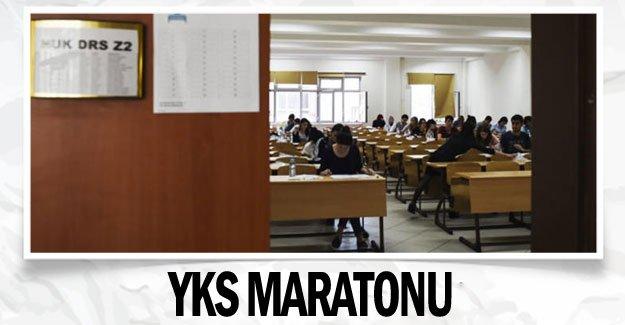 YKS maratonu