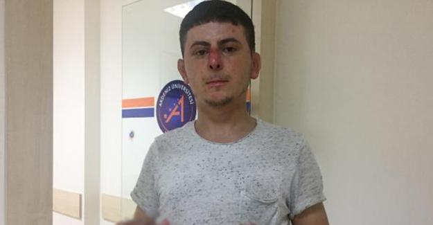 Afrin gazisi tankın vurulma anını anlattı