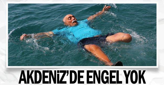 Akdeniz'de engel yok
