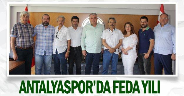 Antalyaspor'da feda yılı