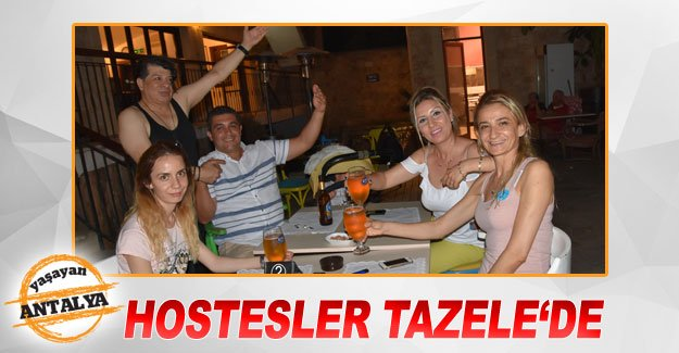 Hostesler Tazele'de