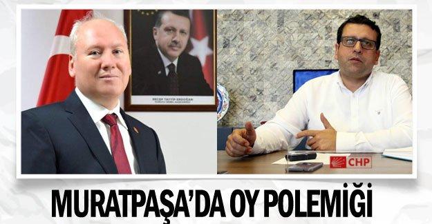 Muratpaşa'da oy polemiği