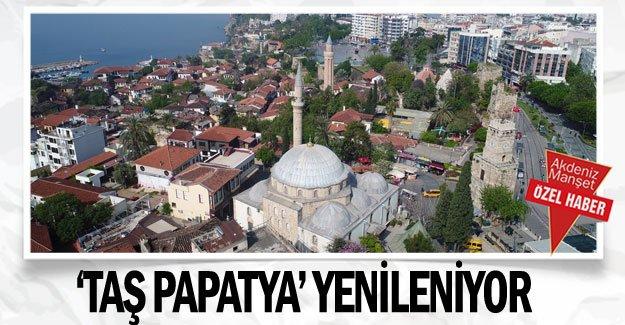 'Taş Papatya' yenileniyor