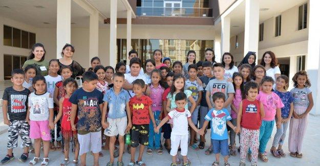 Zeytinköy çocukları  için spor okulu