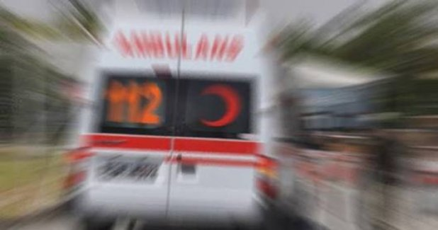 Mutfak tüpü patlaması: 5 yaralı