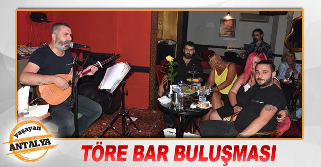 Töre Bar buluşması