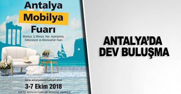 Antalya'da dev buluşma