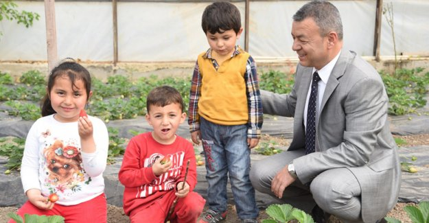 EXPO'da tarım konulu eğitim