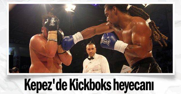 Kepez'de Kickboks heyecanı