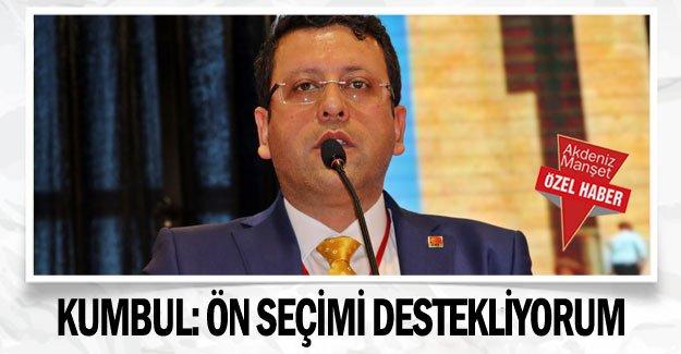 Kumbul: Ön seçimi destekliyorum